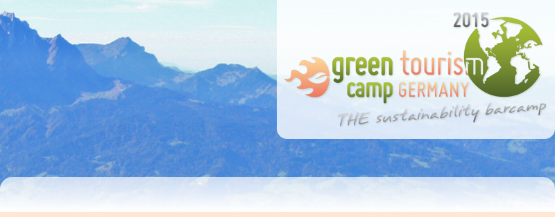 green tourism CAMP 2015